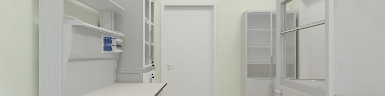 Современная лаборатория. Буклеты