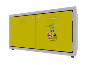 Шкаф для ЛВЖ 1100