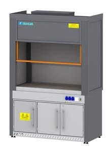 Вытяжной шкаф для выпаривания кислот