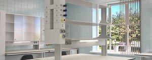 Современная лаборатория