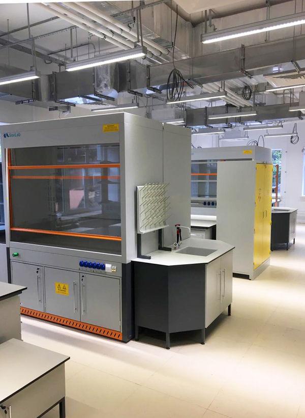 Проект лаборатории- 1.